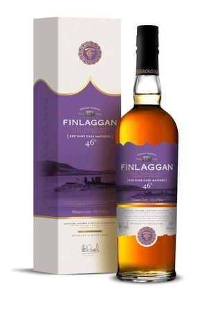 Finlaggan Red Wine Cask Islay Single Malt Scotch Whisky 0,7l, alc. 46 Vol.-%