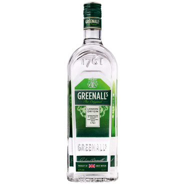 Greenall's London Dry Gin 1,0l, alc. 40 Vol.-%, Gin England