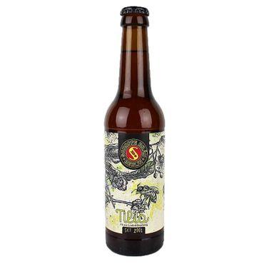 Schoppe Bräu Tilia 0,33l, alc. 5,5 Vol.-%, Craft Beer aus Deutschland