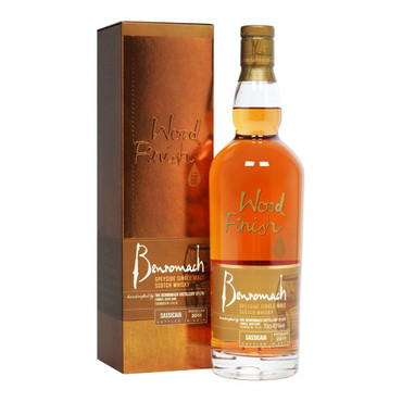 Benromach Sassicaia 2011 Speyside Single Malt Scotch Whisky 0,7l, alc. 45 Vol.-%
