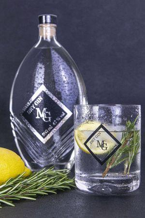 MG Dry Gin 0,5l, alc. 47 Vol.-%, Gin Deutschland
