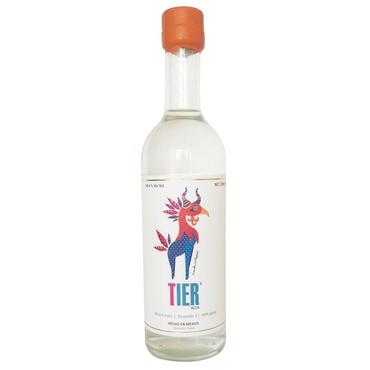 Tier Ensamble Mezcal 0,5l, 48,4 alc. Vol.-%, Tequila/Mezcal Mexico