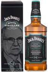 Jack Daniels Master Distiller No.4 1,0l 43 Vol.-%, USA Tennessee Whiskey 001