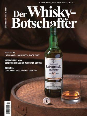 Der Whisky Botschafter 1-2020