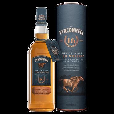 Tyrconnell 16 Jahre Oloroso & Moscatel Cask Finish Single Malt Whiskey 16 Jahre 0,7l, alc. 46 Vol.-%