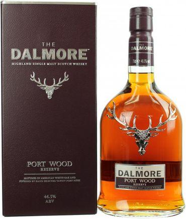 Dalmore Portwood Reserve Single Malt Scotch Whisky 0,7l, alc. 46,5 Vol.-%