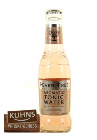 Fever-Tree Aromatic Tonic Water 0,2l Tonic Water England