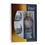 Benromach 10 Jahre mit 2 Gläser Speyside Single Malt Scotch Whisky 0,7l, alc. 43 Vol.-% 001