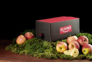 Kuhns Apfelwein Bag in Box  5,0l, alc. 6,0 Vol.-%