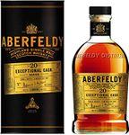 Aberfeldy 20 Jahre Exceptional Cask Series Single Malt Scotch Whisky 0,7l, alc. 43 Vol.-% 001