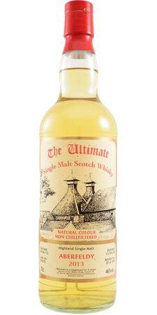 Aberfeldy 2013 6 Jahre Ultimate Highland Single Malt Scotch Whisky 0,7l, alc. 46 Vol.-%