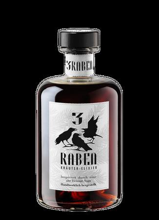 Scheibel Raben Kräuter-Elixier 0,5l, alc. 33,3 Vol.-%