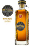 Scheibel Emill Kraftwerk Single Malt Whisky 0,7l, alc. 58,7 Vol.-%, Deutscher Whisky 001