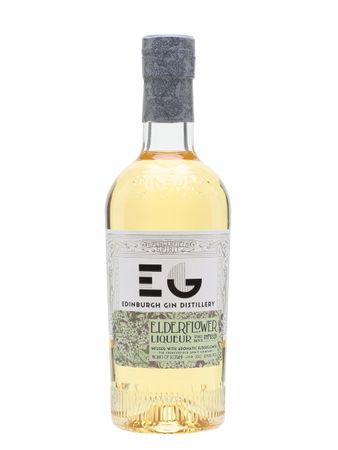 Edinburgh Elderflower 0,5l, alc. 20 Vol.-%, Gin-Likör Schottland