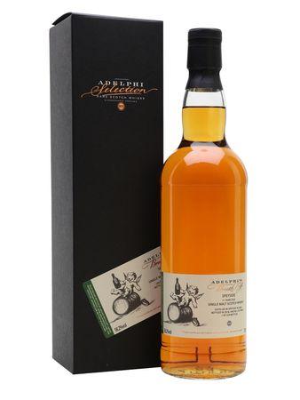 Adelphi Breath of Speyside Sherry 11 Jahre Single Malt Scotch Whisky 0,7l, alc. 56,8 Vol.-%
