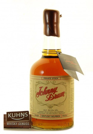 Johnny Drum Private Stock Kentucky Straight Bourbon Whiskey 0,7l, 50,5 Vol.-%