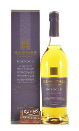 Glenmorangie Dornoch Highland Single Malt Scotch Whisky 0,7l, alc. 43 Vol.-%