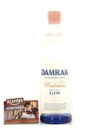 Damrak Gin 0,7l, alc. 41,8 Vol.-%, Gin Niederlande