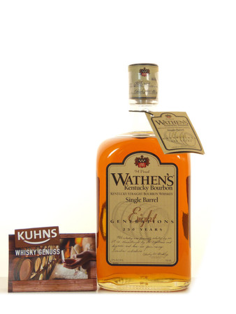 Wathen's Single Barrel Kentucky Straight Bourbon Whiskey 0,7l, 47 Vol.-% USA Whiskey