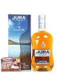Isle of Jura 12 Jahre Elixir Single Malt Scotch Whisky 0,7l, alc. 46 Vol.-% 001