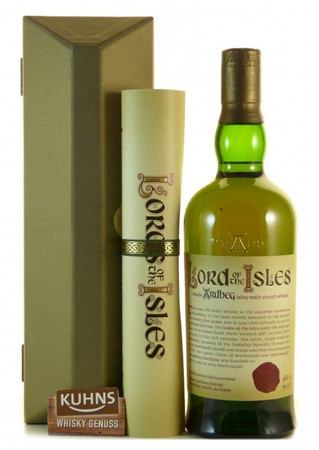 Ardbeg Lord of the Isles 0,7l, alc. 46 Vol.-%, Islay Single Malt Scotch Whisky