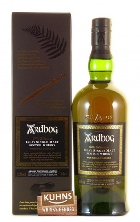 Ardbeg Ardbog 0,7l, alc. 52,1 Vol.-%, Islay Single Malt Scotch Whisky