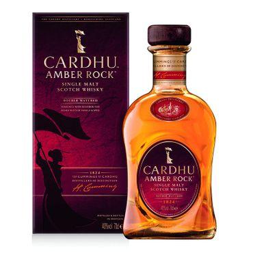 Cardhu Amber Rock Speyside Single Malt Scotch Whisky 0,7l, alc. 40 Vol.-%