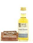 Robert Burns Blended Scotch Whisky Miniatur 0,05l, alc. 40 Vol.-% 001