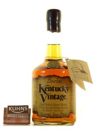 Kentucky Vintage Bourbon Straight Bourbon Whiskey 0,7l, alc. 45 Vol.-%, USA Whiskey
