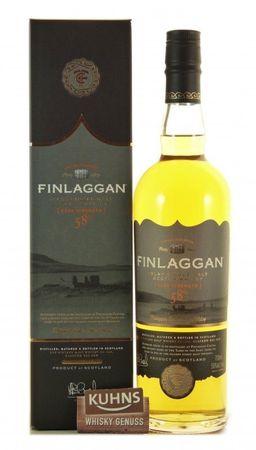 Finlaggan Cask Strength Islay Single Malt Scotch Whisky 0,7l, alc. 58 Vol.-%