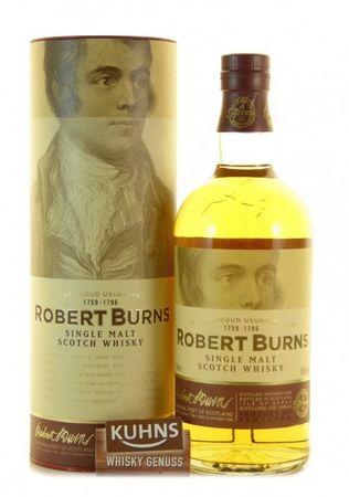 Robert Burns Single Malt 0,7l, alc. 43 Vol.-%, Arran Single Malt Scotch Whisky
