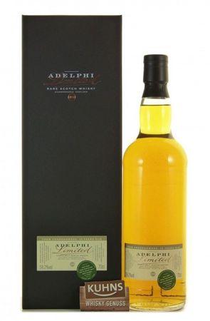 Cragganmore 29 Jahre Adelphi Speyside Single Malt Scotch Whisky 0,7l, alc. 59,2 Vol.-%