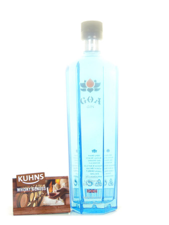 Goa London Dry Gin 0,7l, alc. 47 Vol.-%, Gin England