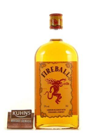 Fireball Whisky-Liqueur 0,7l, alc. 33 Vol.-%, Kanada Whisky-Likör