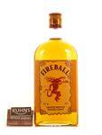 Fireball Whisky-Liqueur 0,7l, alc. 33 Vol.-%, Kanada Whisky-Likör 001