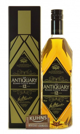 Antiquary 12 Jahre Blended Scotch Whisky 0,7l, alc. 40 Vol.-%