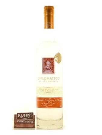 Diplomatico Rum Blanco Reserve 0,7l, alc. 40 Vol.-%, Rum Venezuela