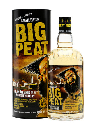 Big Peat Islay Blended Malt Scotch Whisky 0,7l, alc. 46 Vol.-%