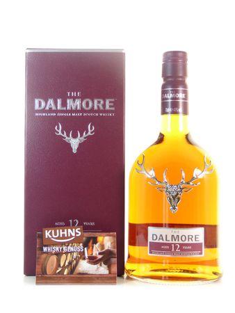 Dalmore 12 Jahre Highland Single Malt Scotch Whisky 0,7l, alc. 40 Vol.-%