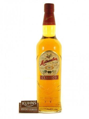 Matusalem Clasico 10 Jahre Rum Dominikanische Republik 0,7l, alc. 40 Vol.-%