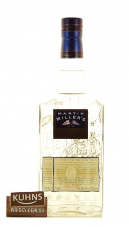 Martin Millers Gin Westbourne Strength 0,7l, alc. 45,2 Vol.-%, Gin England