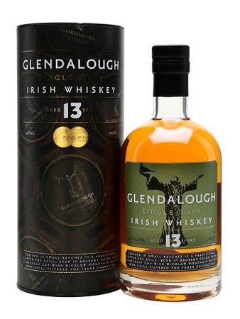 Glendalough 13 Jahre Irish Single Malt Whiskey 0,7l, alc. 46 Vol.-%