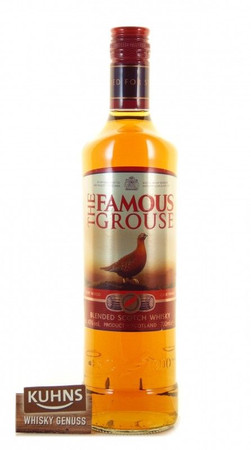 The Famous Grouse Port Wood Finish Blended Scotch Whisky 0,7l, alc. 40 Vol.-%