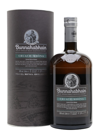Bunnahabhain Cruach-Mhona Islay Single Malt Scotch Whisky 1,0l, alc. 50 Vol.-%