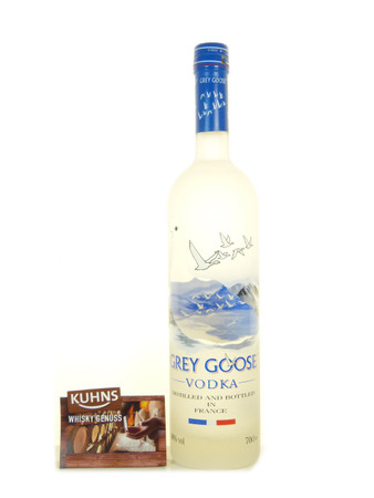 Grey Goose Vodka 0,7l, alc. 40 Vol.-%, Wodka Frankreich