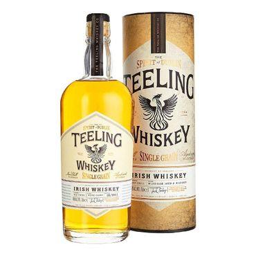 Teeling Single Grain Irish Whiskey 0,7l, alc. 46 Vol.-%