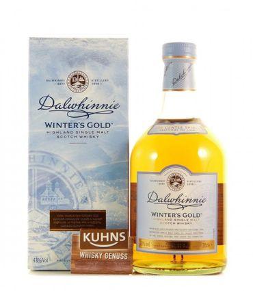 Dalwhinnie Winter's Gold Highland Single Malt Scotch Whisky 0,7l, alc. 43 Vol.-%