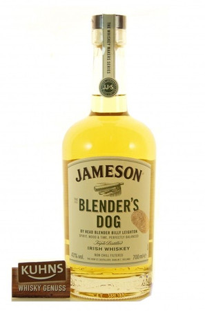 Jameson Blender's Dog Irish Whiskey 0,7l, alc. 43 Vol.-%