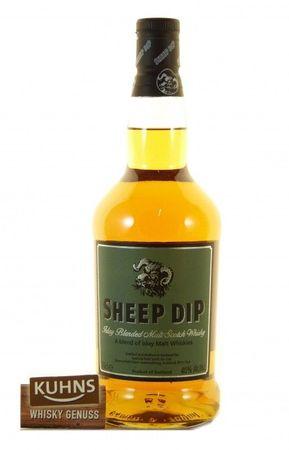 Sheep Dip Islay Blended Malt Scotch Whisky 0,7l, alc. 40 Vol.-%