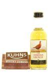 The Famous Grouse Miniatur Blended Scotch Whisky 0,05l, alc. 40 Vol.-% 001